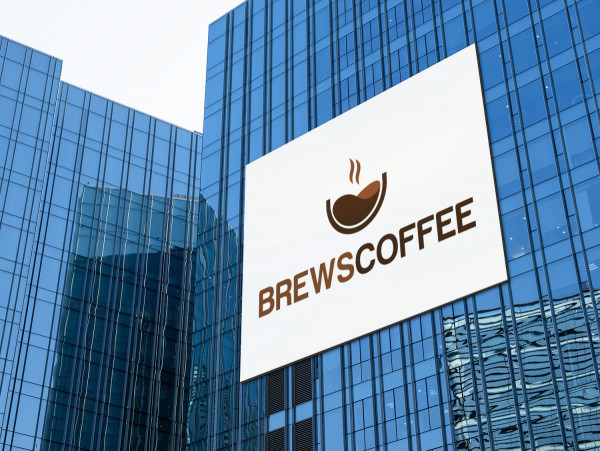Sample branding #2 for Brewscoffee