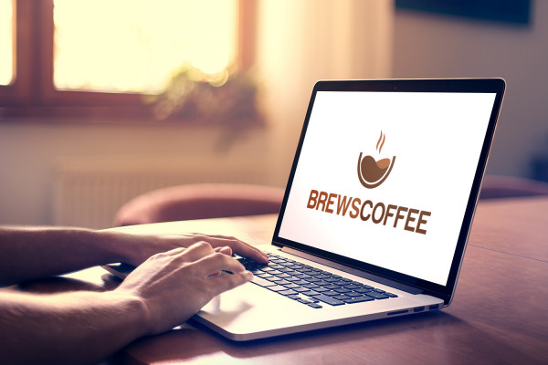 Sample branding #1 for Brewscoffee