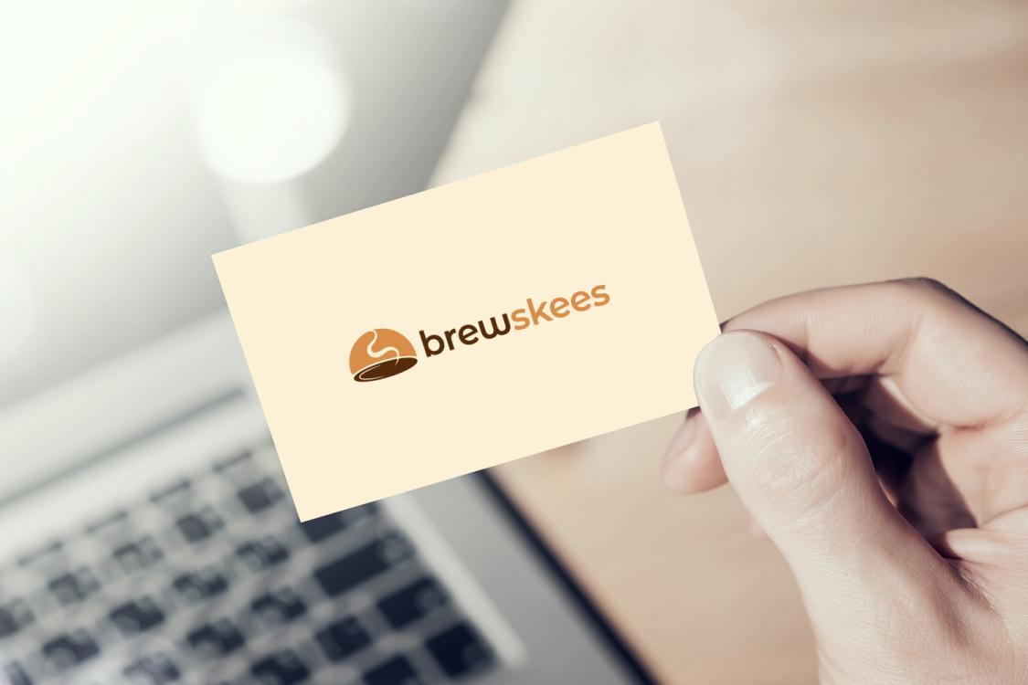 Sample branding #3 for Brewskees