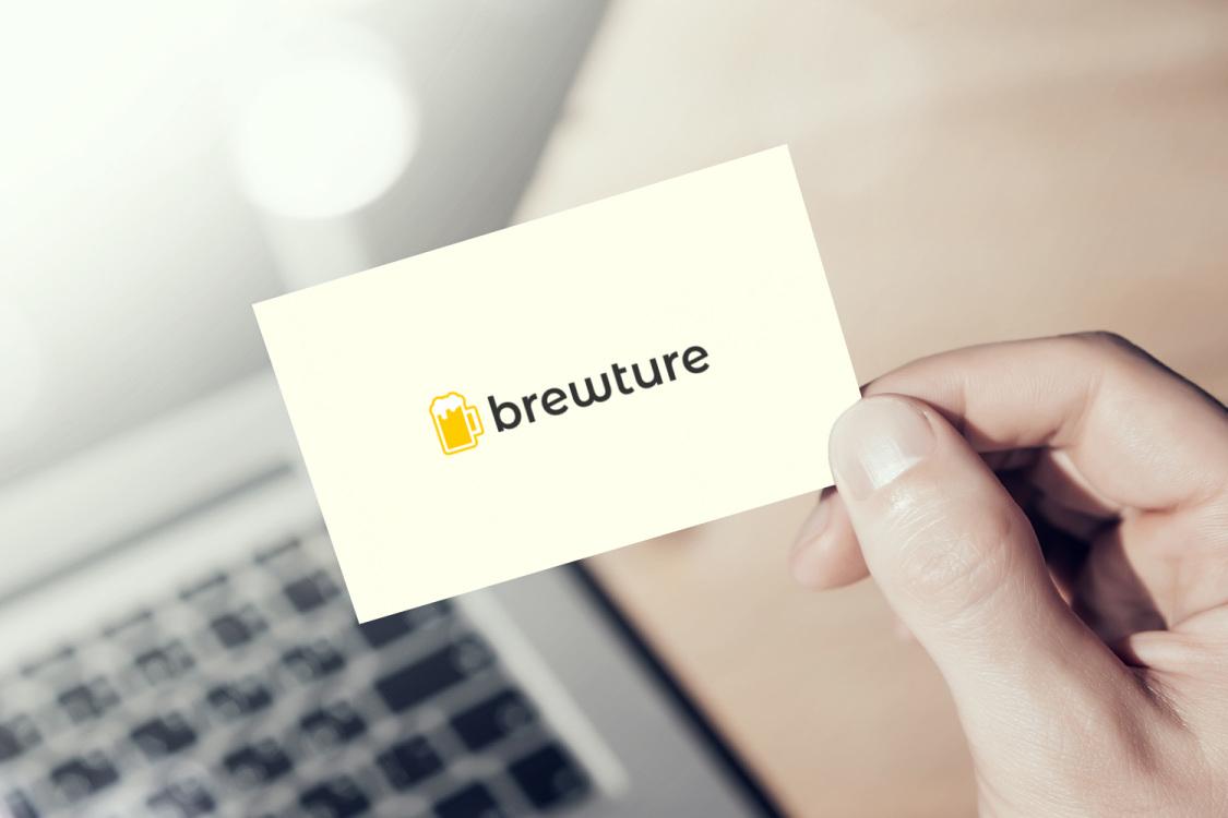 Sample branding #3 for Brewture