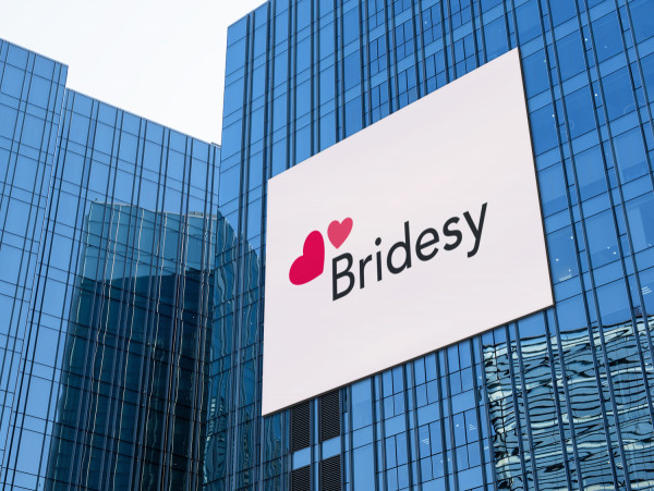 Sample branding #3 for Bridesy
