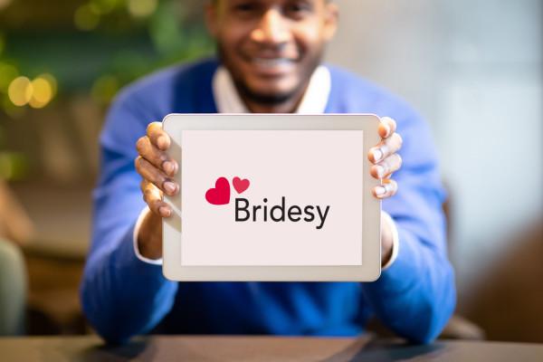 Sample branding #2 for Bridesy
