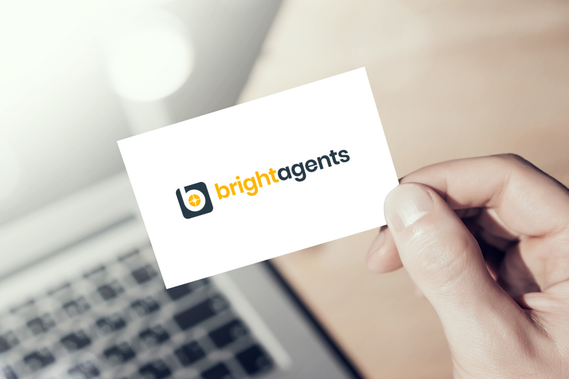 Sample branding #3 for Brightagents