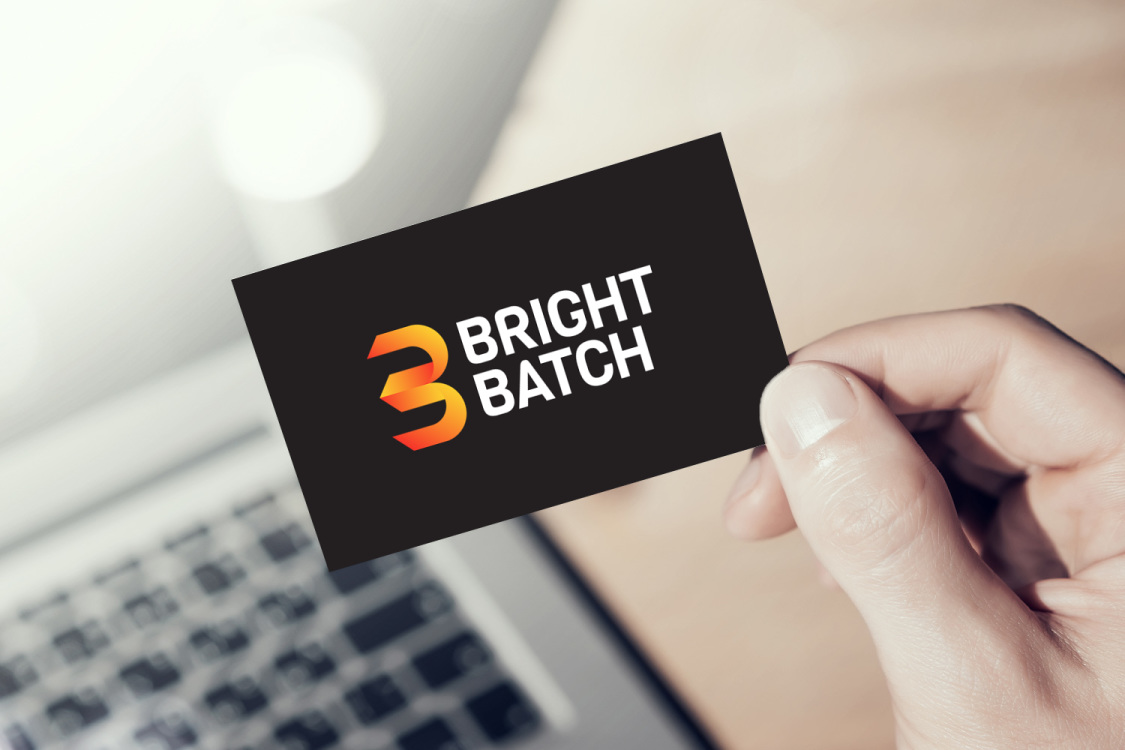 Sample branding #3 for Brightbatch