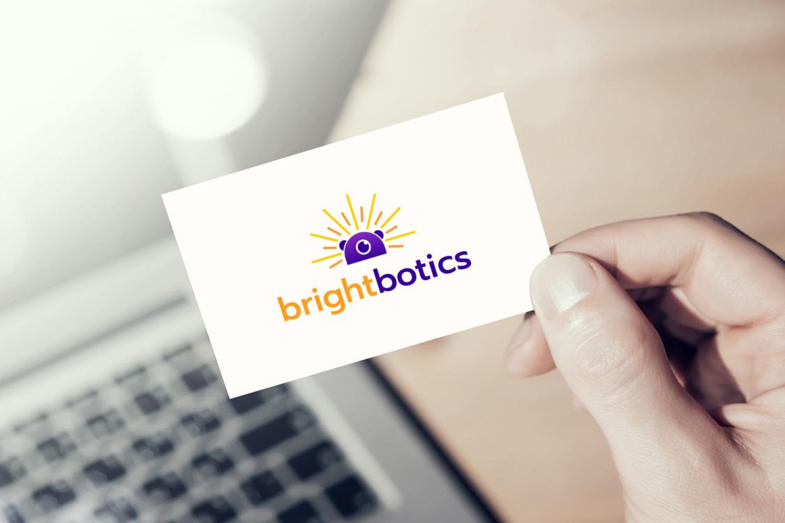 Sample branding #3 for Brightbotics