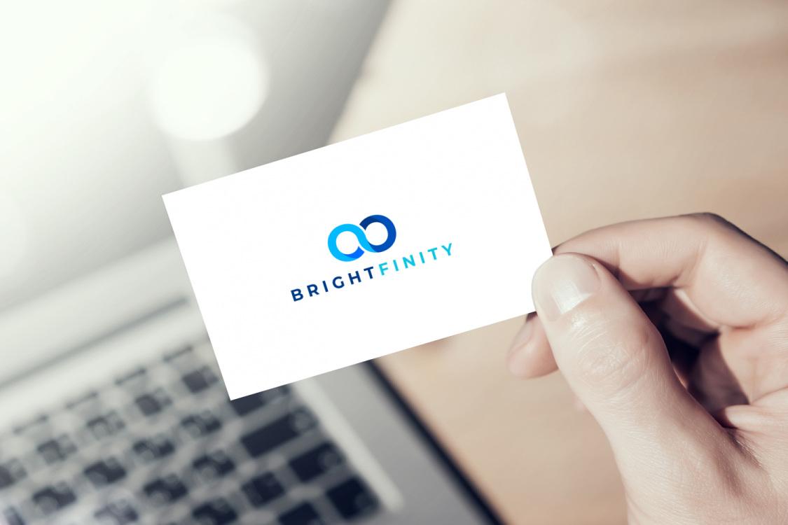 Sample branding #3 for Brightfinity