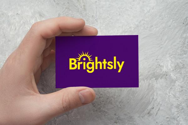 Sample branding #1 for Brightsly