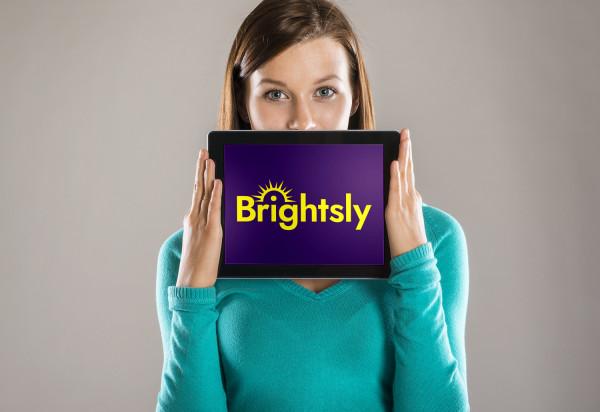 Sample branding #3 for Brightsly