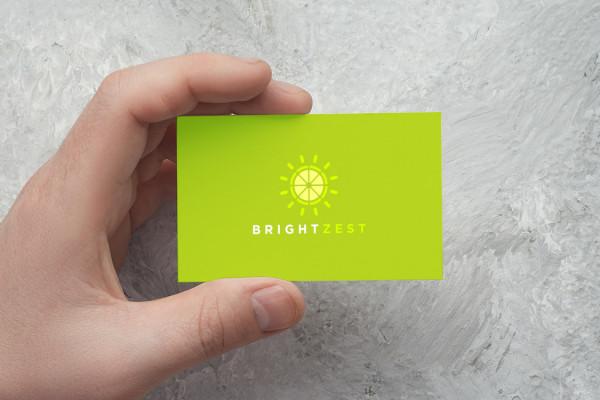 Sample branding #1 for Brightzest