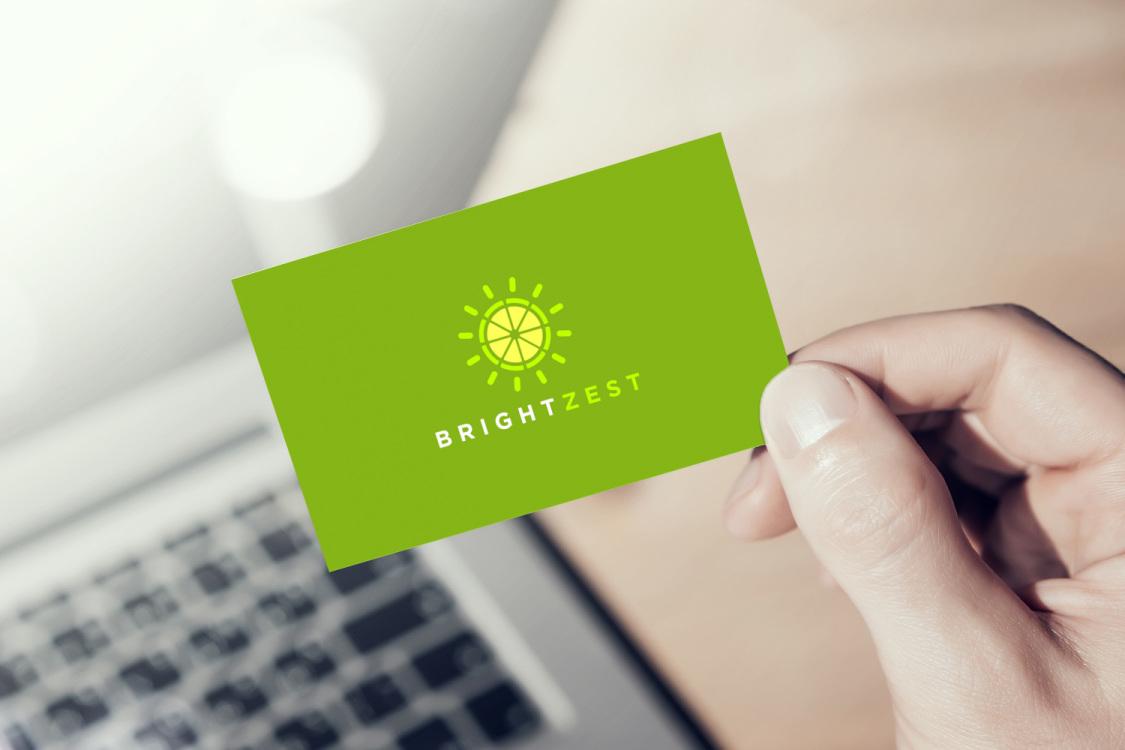 Sample branding #2 for Brightzest
