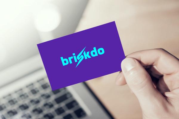 Sample branding #2 for Briskdo