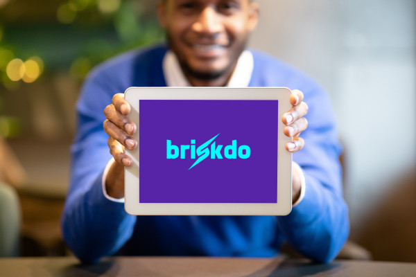 Sample branding #1 for Briskdo