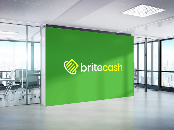 Sample branding #1 for Britecash