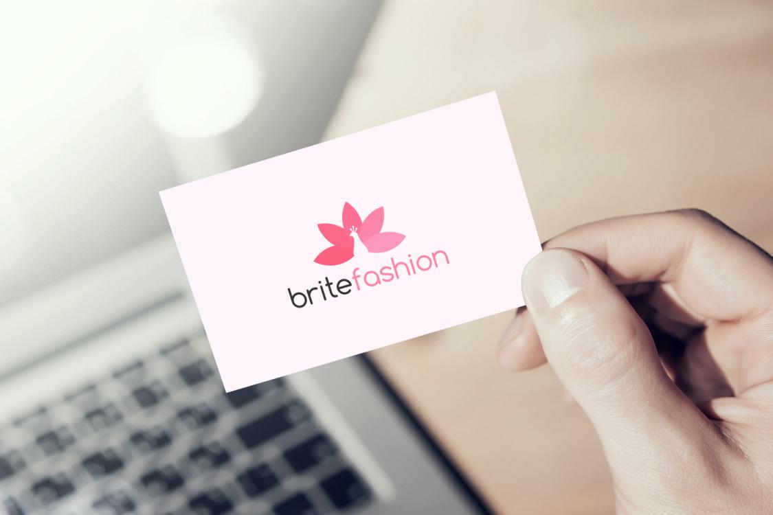 Sample branding #3 for Britefashion