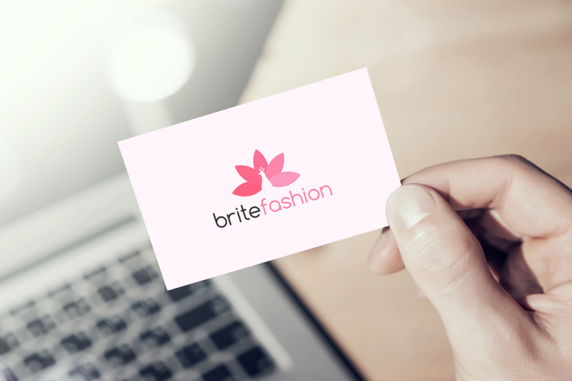 Sample branding #1 for Britefashion