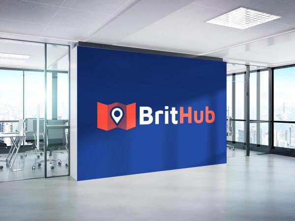 Sample branding #3 for Brithub
