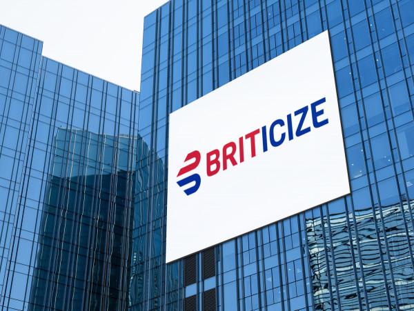 Sample branding #1 for Briticize