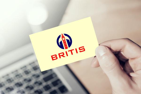 Sample branding #1 for Britis