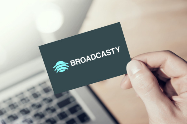 Sample branding #1 for Broadcasty