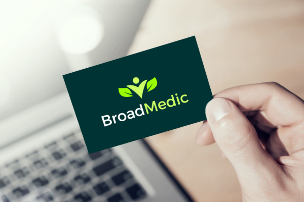 Sample branding #2 for Broadmedic