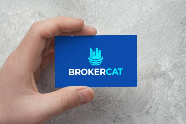 Sample branding #2 for Brokercat