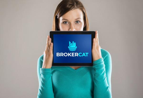 Sample branding #3 for Brokercat