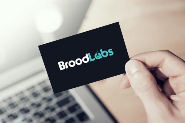 Sample branding #3 for Broodlabs