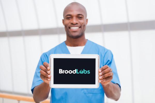 Sample branding #2 for Broodlabs