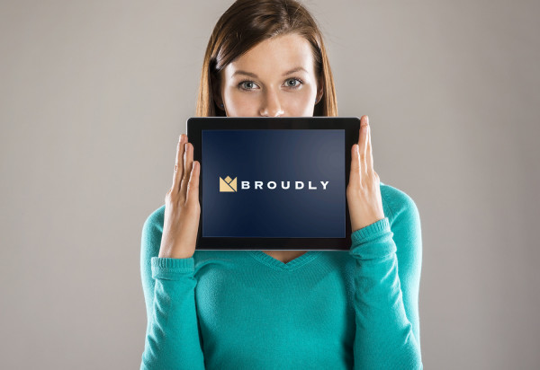 Sample branding #3 for Broudly