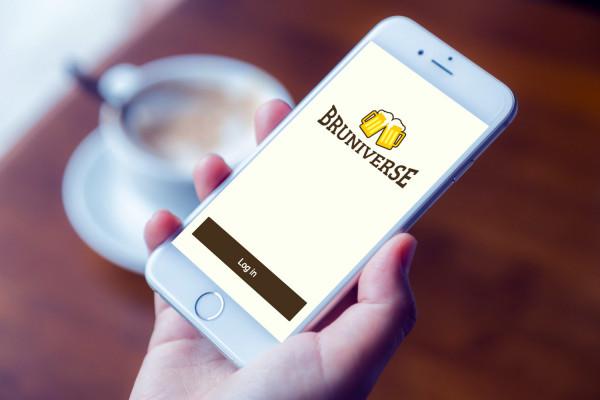 Sample branding #2 for Bruniverse