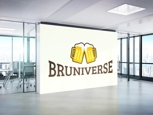 Sample branding #1 for Bruniverse