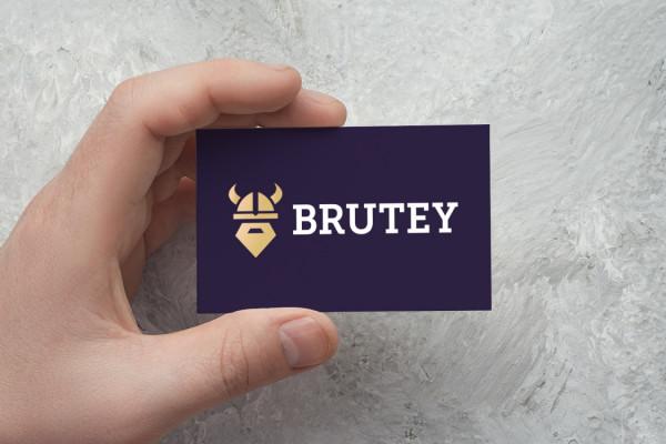 Sample branding #1 for Brutey