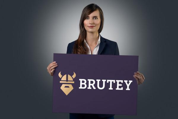 Sample branding #3 for Brutey