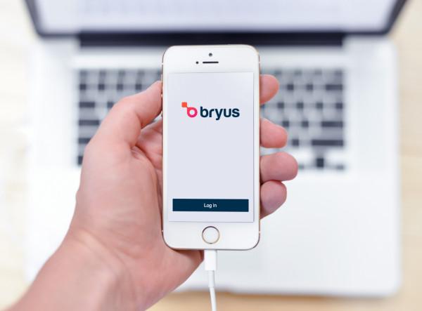 Sample branding #2 for Bryus