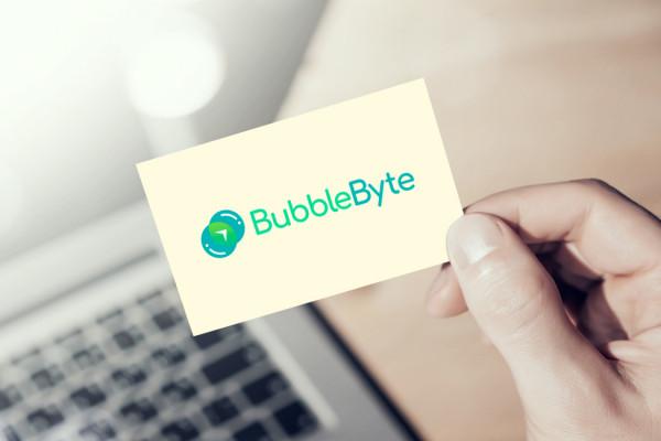 Sample branding #1 for Bubblebyte