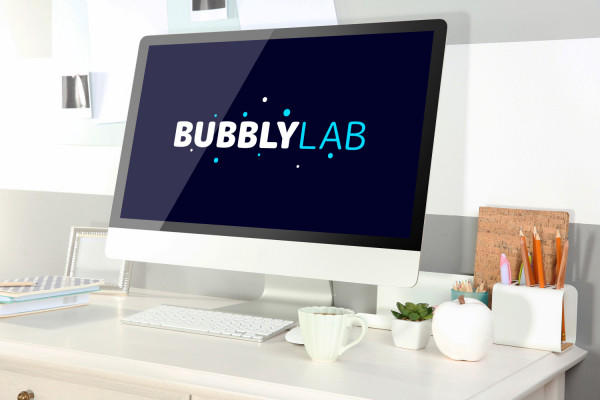 Sample branding #2 for Bubblylab