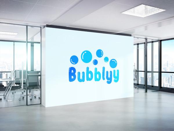 Sample branding #2 for Bubblyy