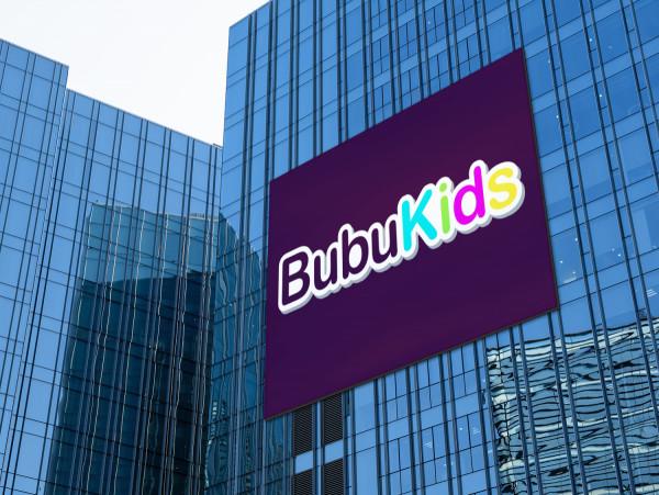 Sample branding #3 for Bubukids