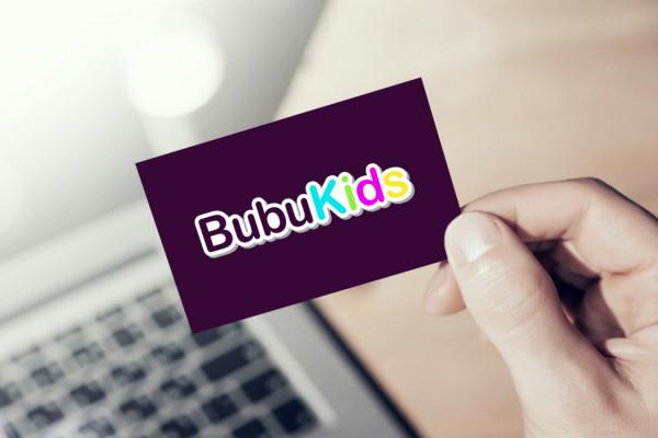 Sample branding #2 for Bubukids