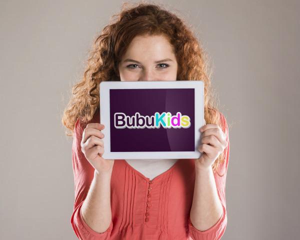 Sample branding #1 for Bubukids