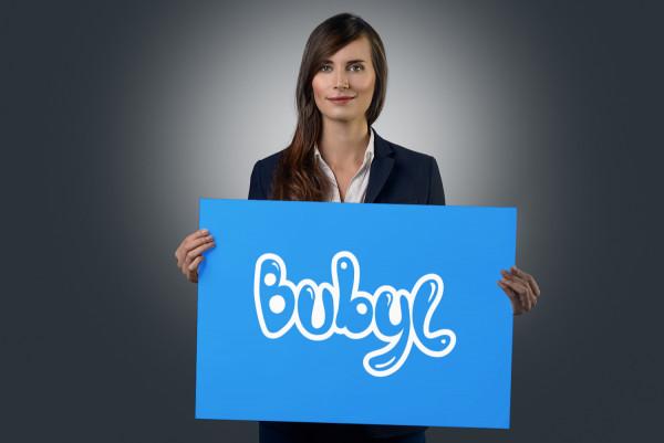 Sample branding #1 for Bubyl