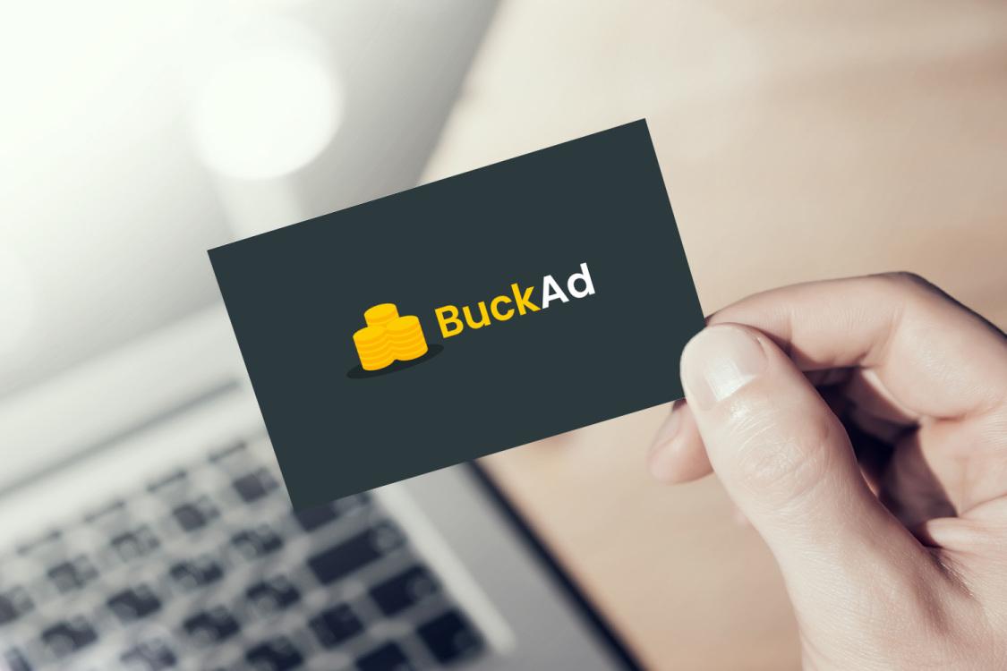 Sample branding #2 for Buckad