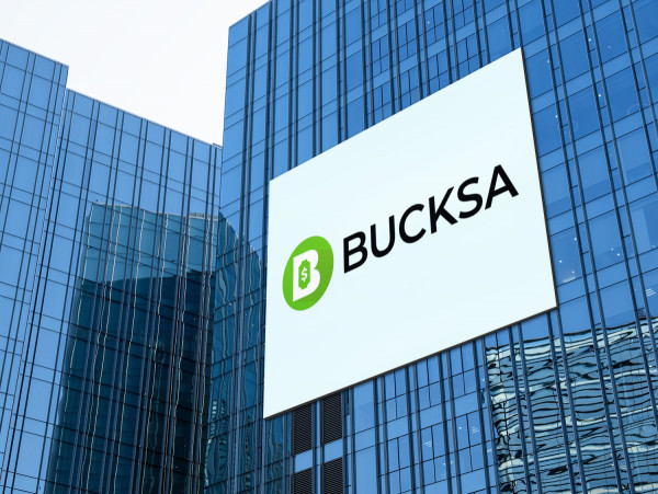 Sample branding #2 for Bucksa