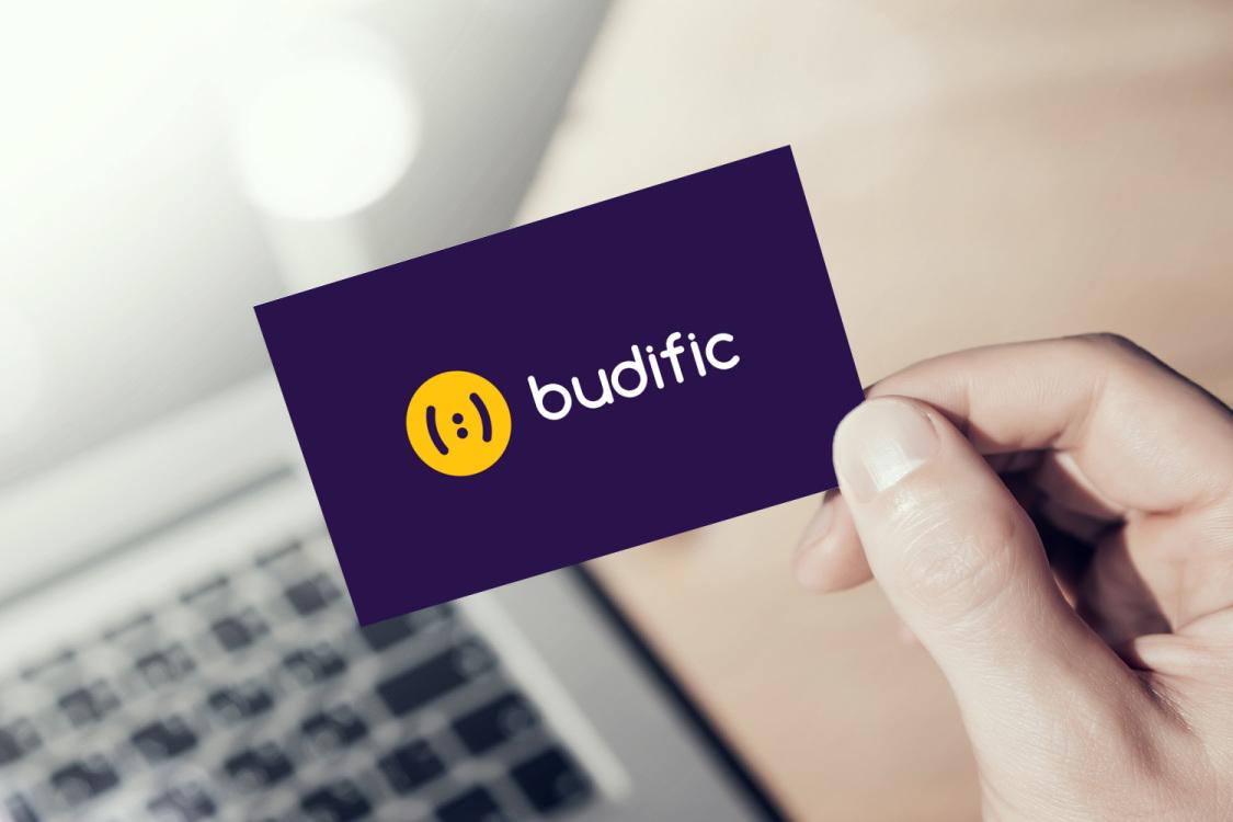 Sample branding #1 for Budific
