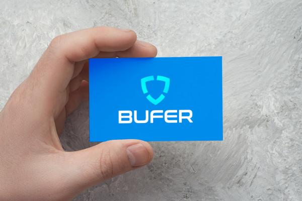 Sample branding #3 for Bufer