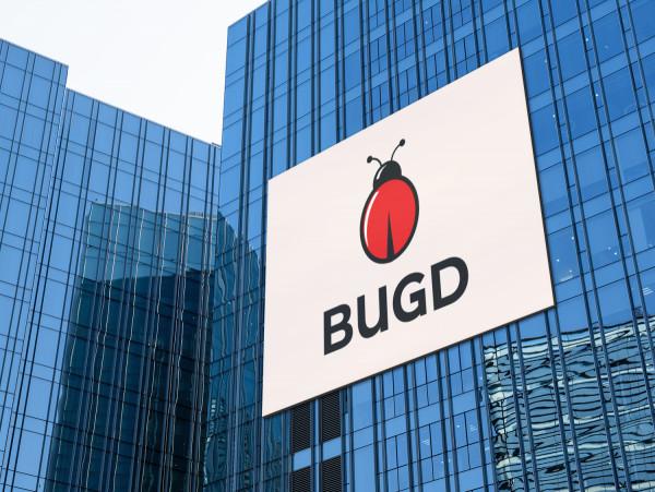 Sample branding #2 for Bugd