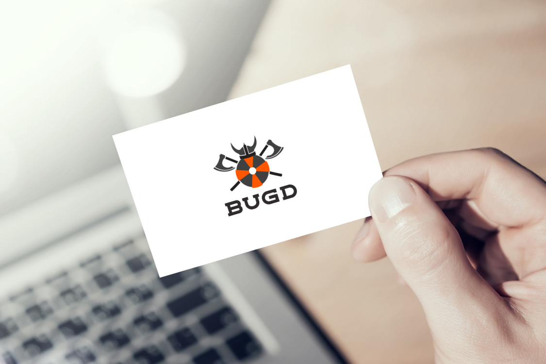 Sample branding #3 for Bugd