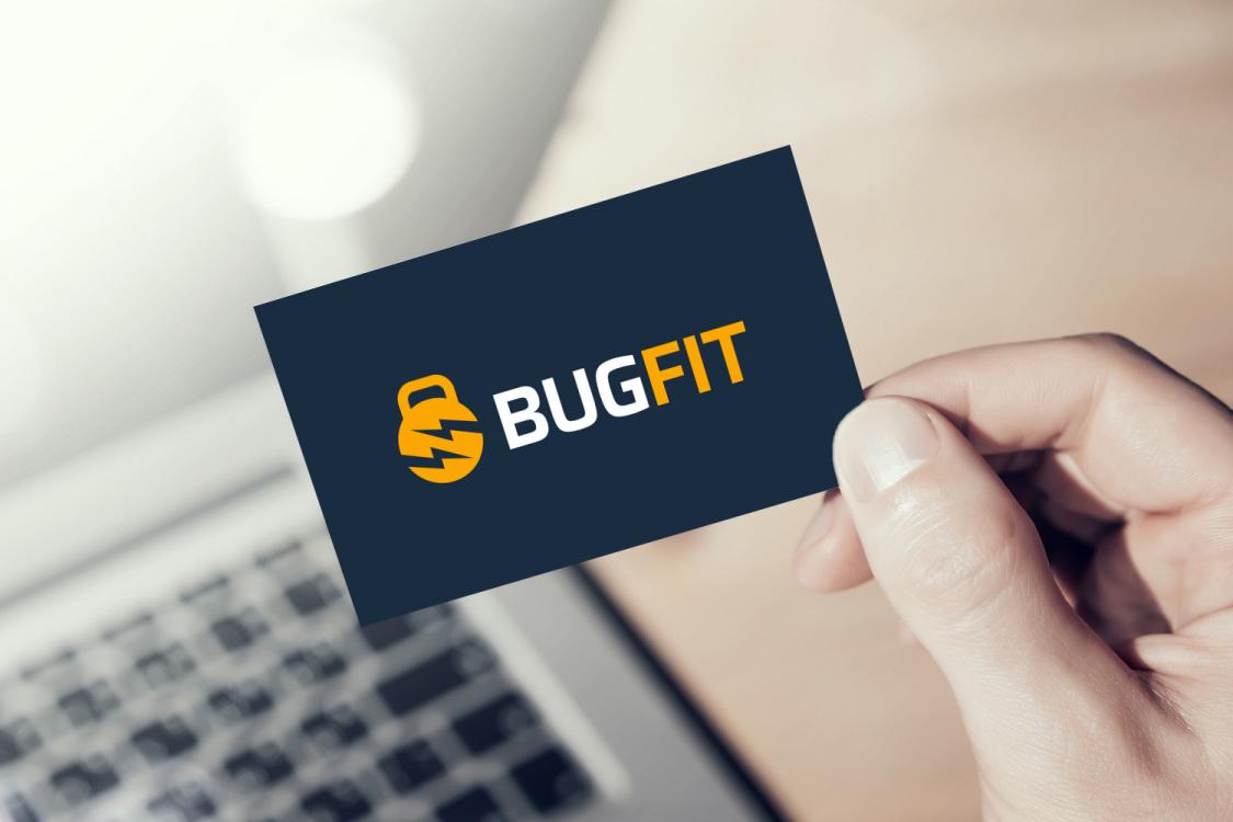 Sample branding #1 for Bugfit