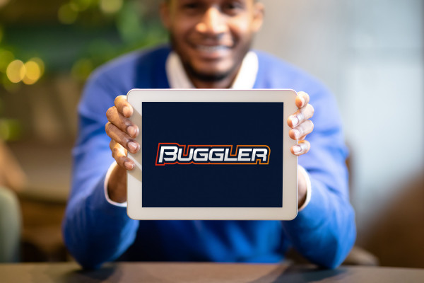 Sample branding #2 for Buggler