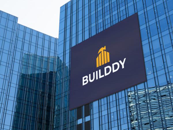 Sample branding #2 for Builddy